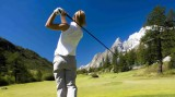 Golf Club in Val Ferret