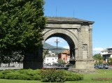 Arch of Augustus in Aosta